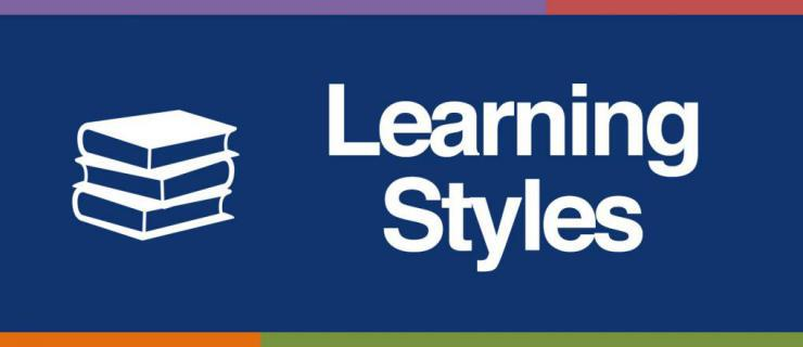 learning styles tip sheet banner