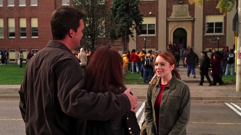 Malvern Collegiate Institute in Mean Girls