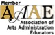 Logo of the Association of Arts Administration Educators
