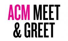 ACM Meet and Greet on Wednesday September 14, 5-7pm at the Doris McCarthy Gallery (DMG)