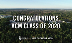 Congratulations ACM class of 2020