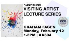 Graham Fagen - Visiting Artist Lecture Series