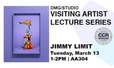 Visiting Artist Lectures Series: Jimmy Limit