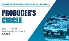 Producer's circle on October 2