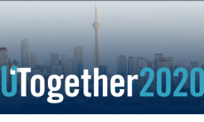 UTogether 2020 logo