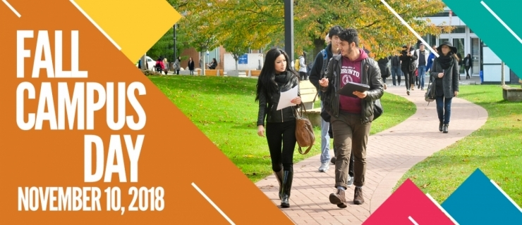 Fall campus day November 10, 2018