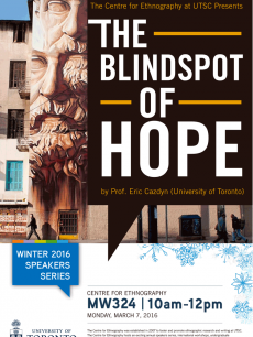 The blindspot of hope poster image
