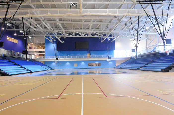 Toronto Pan Am Sports Centre Athletics Amp Recreation