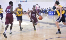 Mens Maroons Basketball