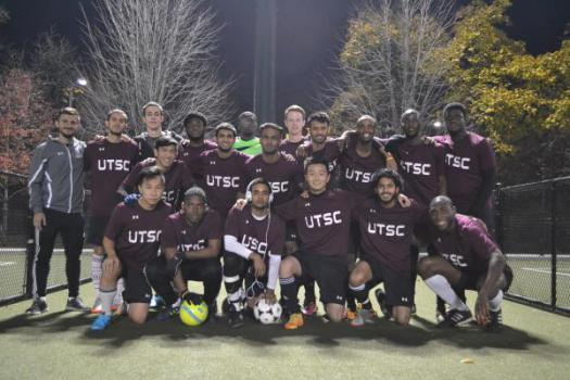 Men's Div. 1 Outdoor Soccer