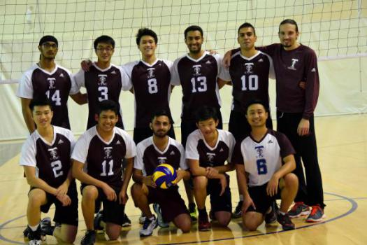Men's D-League Volleyball