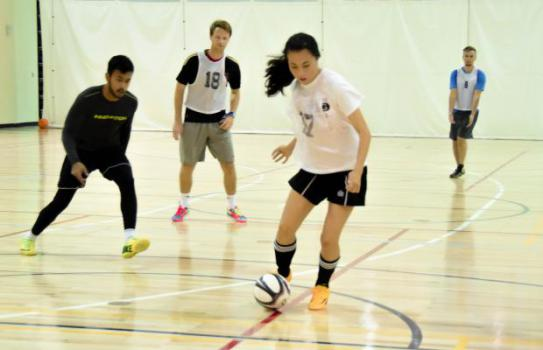 Co-Ed Interhouse Soccer