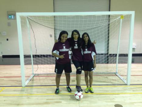 Interhouse Champions: Gaby's Angels