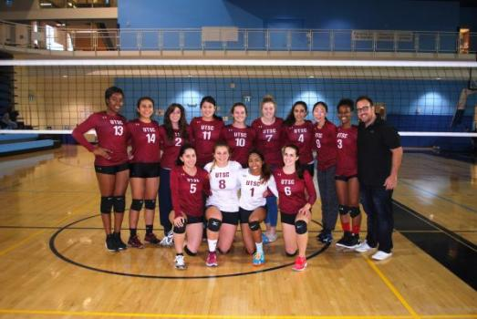 Women's DLeague Volleyball