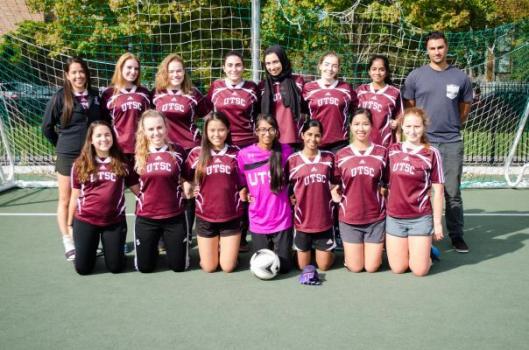 Women's Div. 2 Soccer