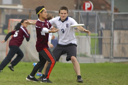 Co-ed Ultimate Frisbee A