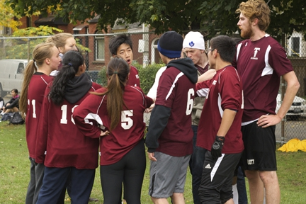 Co-ed Ultimate Frisbee B