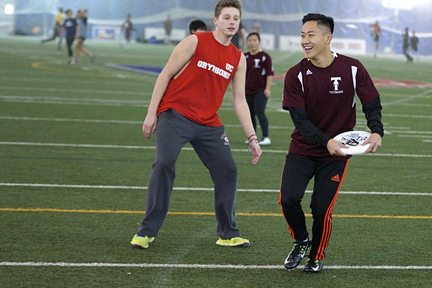 Ultimate Frisbee I and II