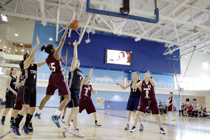 Tri Campus Women's Basketball
