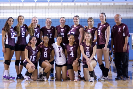 Womens Tri Campus Volleyball