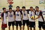 Men's Div. 2 Volleyball