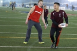 Ultimate Frisbee I and II