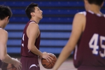 Mens Maroon Basketball