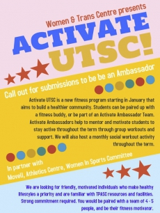 Activate UTSC