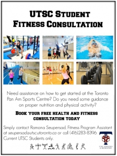 Fitness Consultation