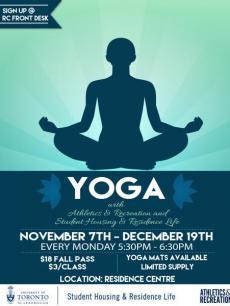 Yoga on Residence