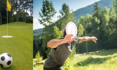 soccer/disc golf