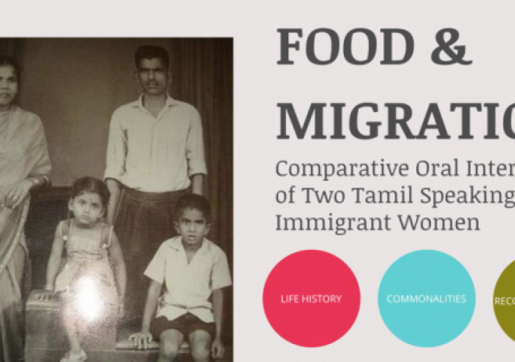 food and migration