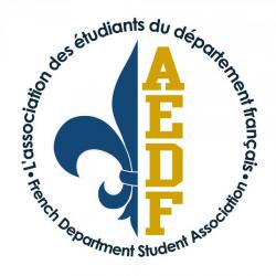 Logo of French Department Student Association
