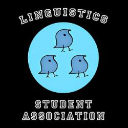 Logo of Linguistic Student Association