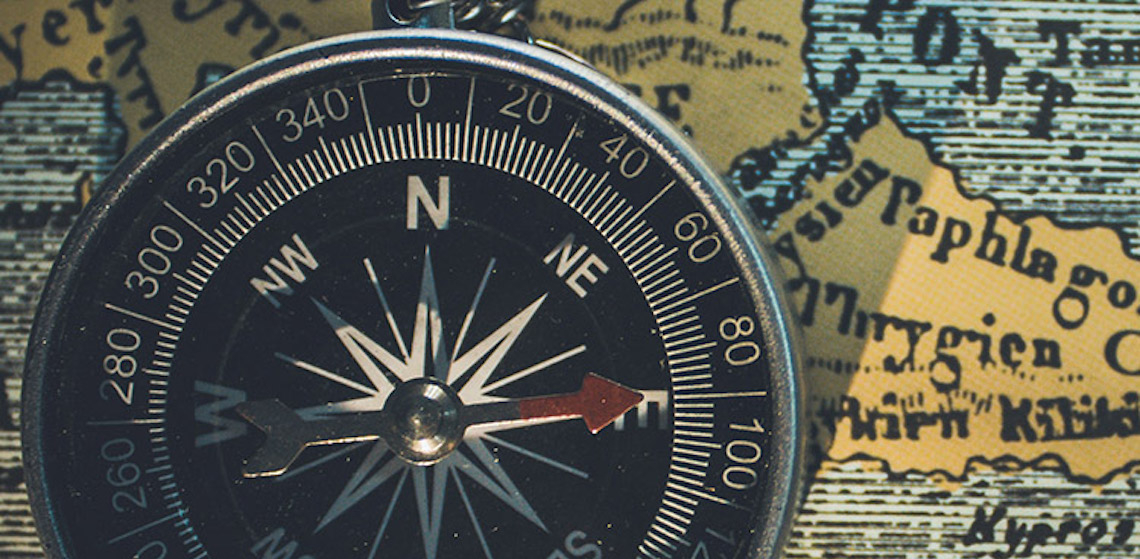 Navigating Our Programs (Compass & Map)
