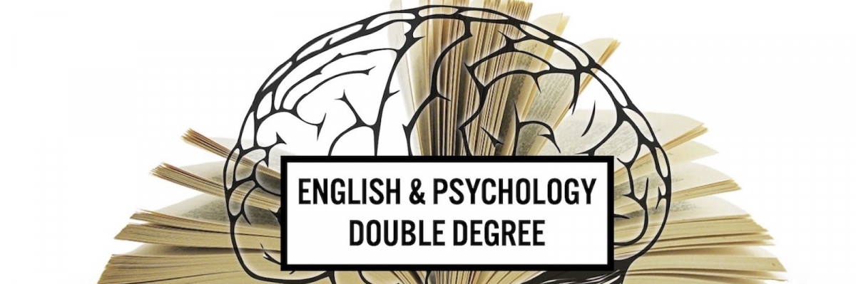 """Brain + Book for """"English + Psychology Double Degree"""""""