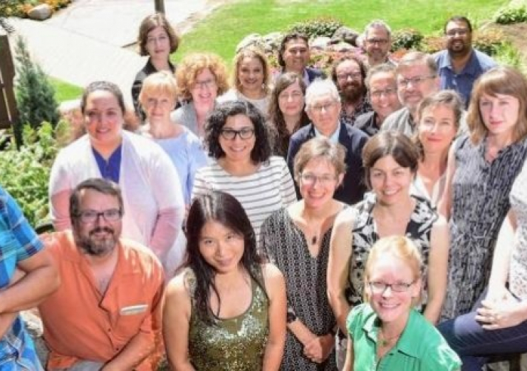 The Faculty and Staff of UTSC English August 2017