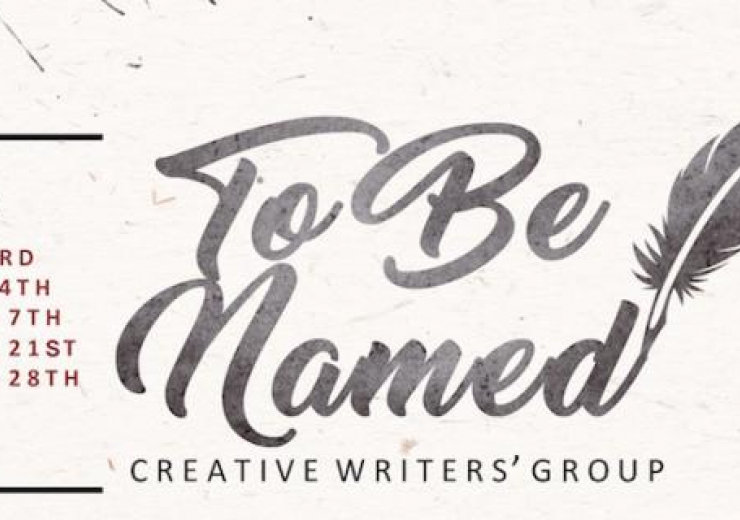 SELF hosting Creative writers group called To Be Named, where writers can meet fellow creative writers and discuss aspects of the writing process. Exact dates: oct 3 & 24th, and november 7, 21, and 28. All sessions are on tuesdays from 4-5pm in HW335