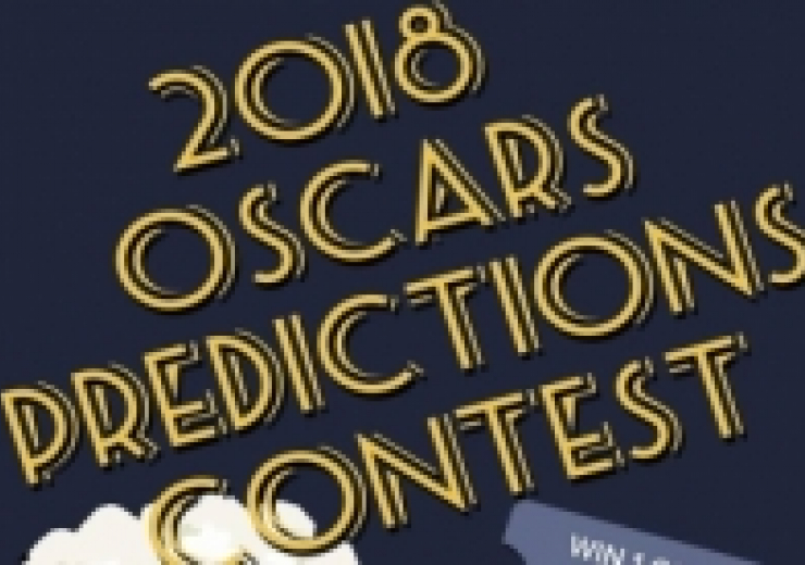 2018 oscars predictions contest