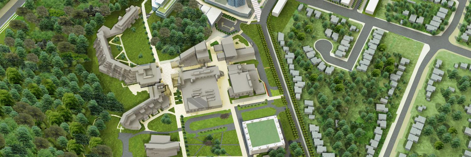 Our Evolving Campus