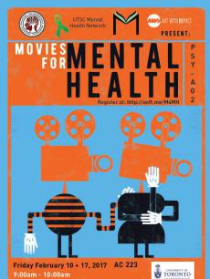 Movies for Mental Health poster