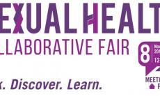 text Sexual Health Collaborative Fair Nov 8, 12-2pm, Meeting Place