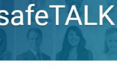 safeTALK text