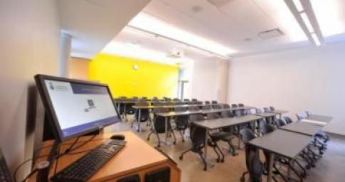 Classroom AA205
