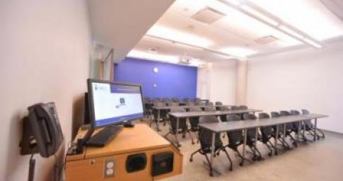 Classroom AA209
