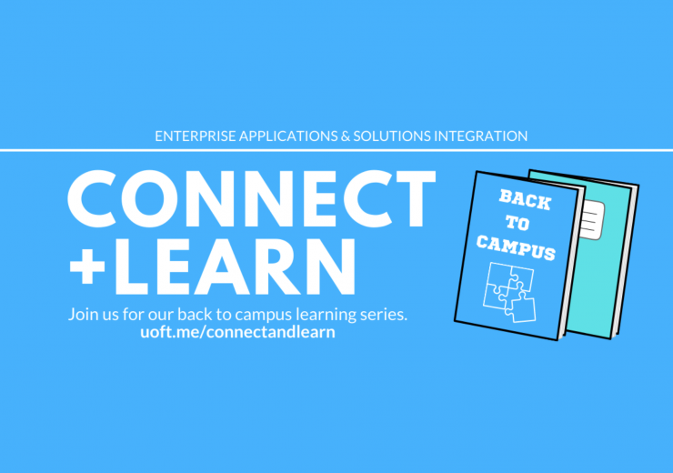 Connect+Learn logo