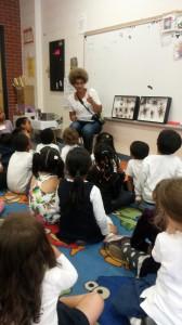 Kindergarten visit 2015