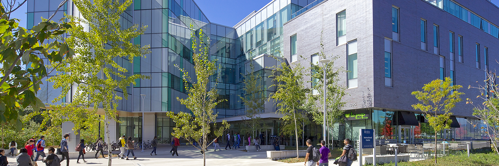 Instructional Centre, Home of Management at U of T Scarborough
