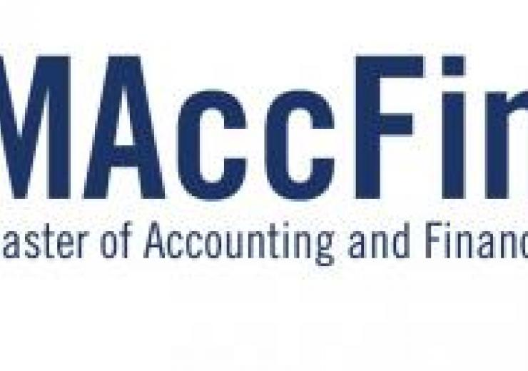 Click Here to Apply to the MAccFin program