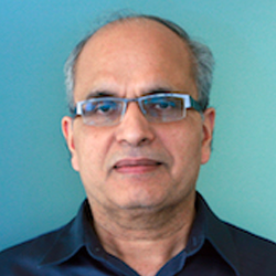 Management Professor Syed Ahmed